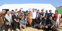 Presiden Apresiasi Bantuan Kemanusiaan dari Indonesian Humanitarian Alliance (IHA)