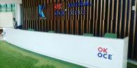 Soft Launching OK OCE Global Office dan Food Court OK OCE