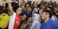 Insiden Piala Presiden, Anies: Kita Ambil Hikmahnya, Asian Games Sebentar Lagi