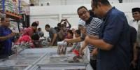 Jelang Lebaran, Dirut Pasar Jaya Pastikan Harga Daging dan Telur  Stabil