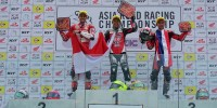 Balap Perdana di China, Pebalap Astra Honda Raih 3 Podium