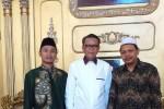 Gubenur Sulsel Terima Kunjungan Silaturrahmi Ketum Kapten Indonesia