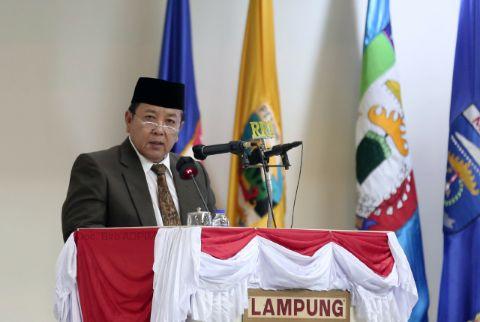 Pemprov Lampung Kembali Raih Predikat Opini WTP dari BPK