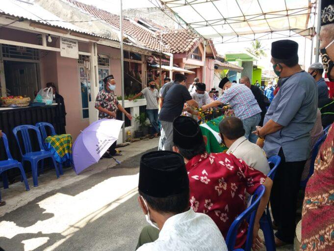 Yusuf Kohar Sambangi Kediaman Mantan Petinju Lampung