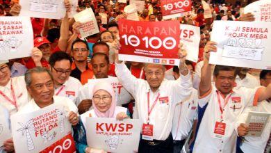 Photo of Rakyat menjeruk hati, kerajaan sibuk agih kekayaan sesama kroni