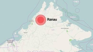 Photo of Ranau dilanda gempa bumi lemah
