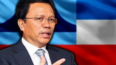Photo of Shafie `perangat' MA63 di Kimanis