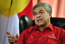 Photo of Zahid Presiden UMNO paling malang