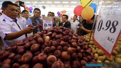 Photo of Kenaikan harga bawang sehingga RM24 sekilogram disiasat – Saifuddin Nasution