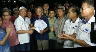 Photo of Bekas ketua bahagian PBS sertai UPKO
