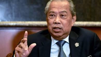 Photo of Pemimpin PH terlibat dadah: Muhyiddin jamin tidak campur tangan