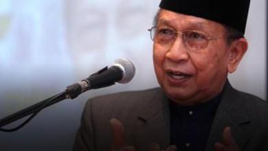 Photo of Dong Zong berani kerana tongkang Melayu pecah