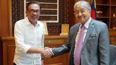 Photo of Pilih Mahathir bukan bermakna abaikan Anwar