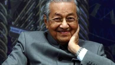 Photo of Tun M cadang tubuh parti AAD kayakan orang Melayu belum dapat