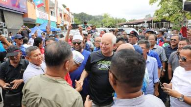 Photo of Isu '1MDB, rasuah' sudah tak laku?