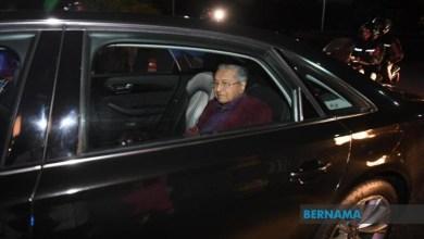Photo of Dr Mahathir pengerusikan mesyuarat Majlis Presiden Pakatan Harapan