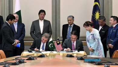 Photo of Malaysia, Pakistan meterai Perjanjian Ekstradisi