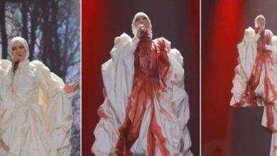 Photo of Persembahan Aina Abdul di Anugerah Juara Lagu dikritik sebagai melampau