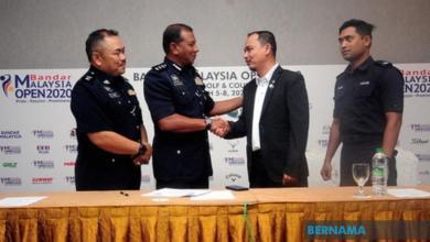 Photo of Jaminan keselamatan di Kejohanan Golf Terbuka Bandar Malaysia 2020