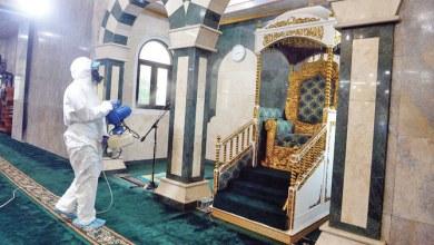Photo of Solat Jumaat, berjemaah, aktiviti masjid, surau seluruh negara ditangguh 10 hari