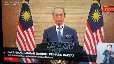 Photo of COVID-19: Pakej Rangsangan Ekonomi Prihatin Rakyat RM250 bilion