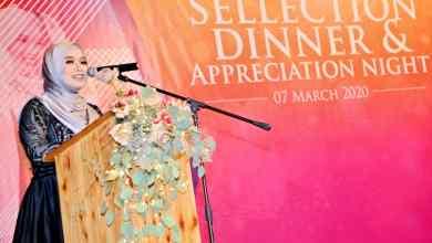Photo of Rafidah empunya butik Sellection