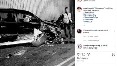 Photo of Drama Band trauma kemalangandi Pulau Pinang