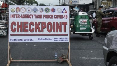 Photo of Filipina kuarantin 57 juta penduduk di Luzon