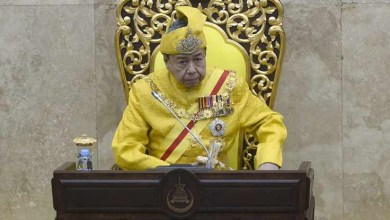 Photo of Isu air: Surat Sultan Selangor kepada MB tidak beri kesan