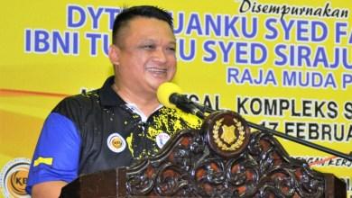 Photo of Muhasabah diri, perkukuh perancangan – Tuanku Syed Faizuddin