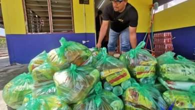 Photo of Bantuan makanan untuk 2,000 ketua isi rumah di Tuaran