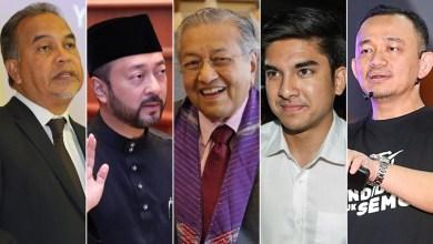 Photo of Keahlian Bersatu 'lima serangkai' sah gugur