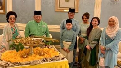 Photo of Raja Perlis dan Raja Perempuan Perlis titah Selamat Menyambut Aidilfitri