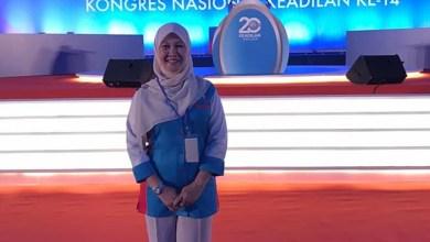 Photo of Timbalan Ketua Wanita PKR Kedah letak jawatan