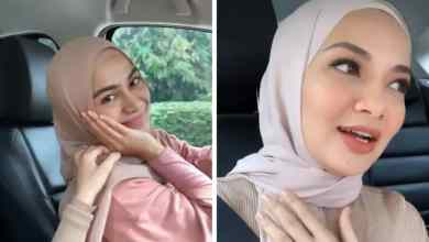 Photo of Neelofa puji Kilafairy berhijab
