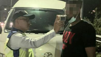 Photo of 3 individu ditahan memandu secara mabuk