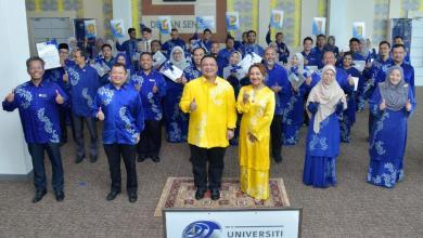Photo of Raja Muda Perlis titah warga UniMAP agar peka perubahan dunia digital