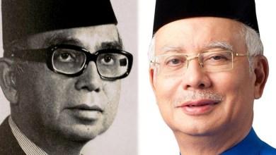 Photo of Najib ucap Selamat Hari Bapa