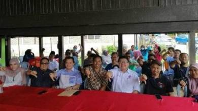Photo of 40 ahli PKR Jelebu keluar parti, sokong kepimpinan Muhyiddin