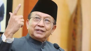 Photo of Yang saya ingat Almarhum Sultan Kelantan, Perlis, Negeri Sembilan tak setuju pindaan 1993 – Rais