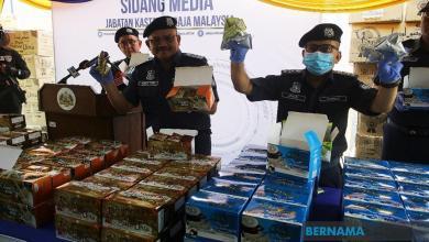 Photo of Disangka bawa susu unta, rupanya dadah bernilai RM100 juta