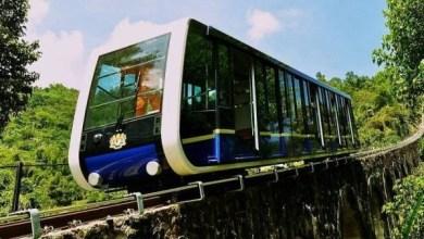Photo of Esok boleh naik tren Bukit Bendera!