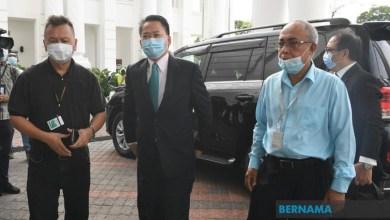 Photo of Peter Anthony mengaku tidak bersalah kes pengubahan wang haram RM8.75 juta