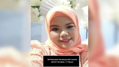 Photo of Gadis kurang upaya hilang sejak April