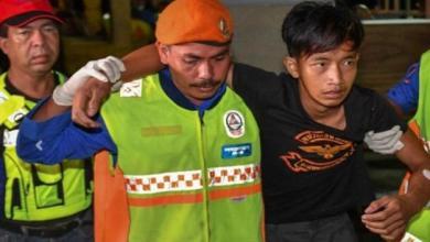 Photo of Satu jam Muhammad Faris berpaut pada pelampung pukat ikan, menangis, minta tolong
