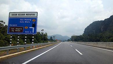 Photo of Lebuh raya Kota Bharu-Kuala Krai dijangka siap 2024