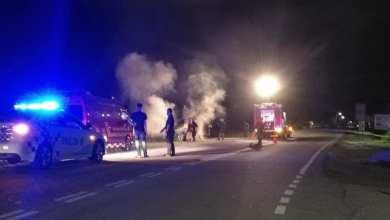 Photo of Wanita kereta dibakar tidak mabuk