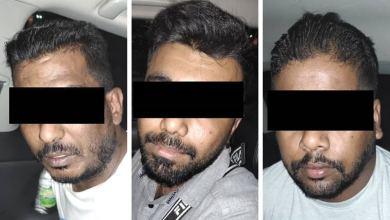 Photo of Tangkapan tiga lelaki temukan lima kereta dicuri