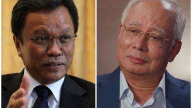 Photo of Najib nasihat Shafie lupakan Sabah, fokus jadi PM