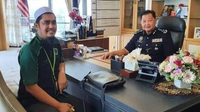 Photo of Berhentilah kecam polis – pengasas Hot Burger